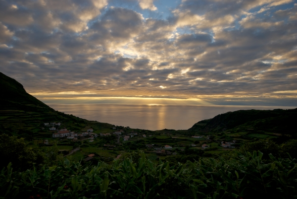 Portugal, azores, best sunsets in the world, greatest sunsets in europe