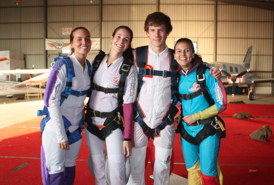 skydiving, best places to skydive, skydiving portugal