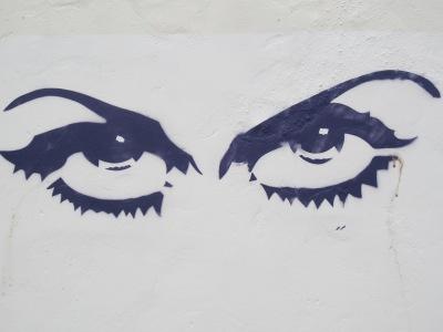 street art camden, graffiti in london