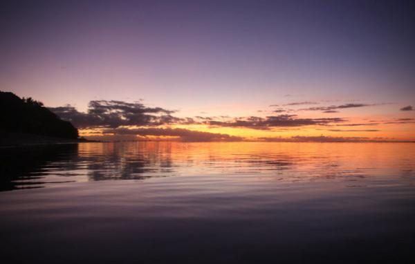 Savai'i, Samoa, manase, best sunsets in the world