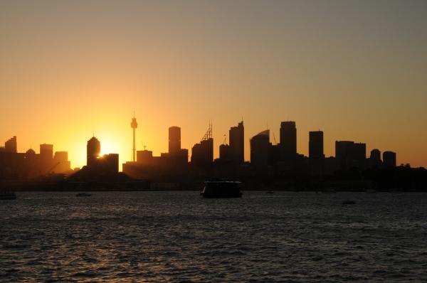 Sydney, Australia, queensland, best sunsets in the world