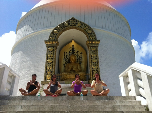 World Peace Pagoda, nepal, asia, pokhara
