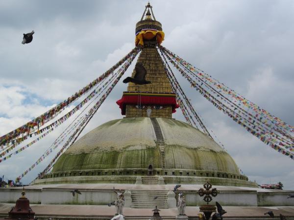 Boudah Stupa, nepal, kathmandu