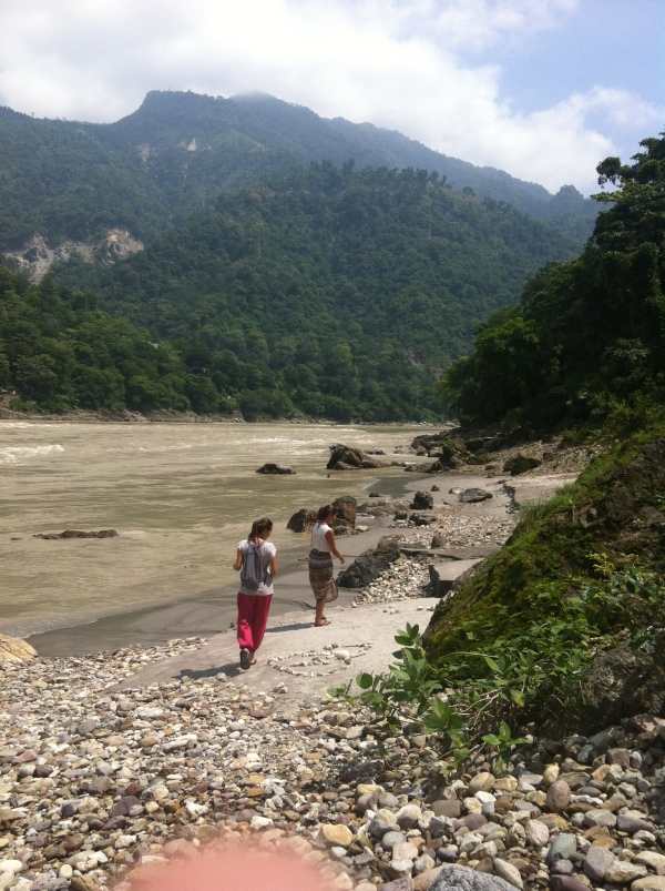 ganga river, indian holy river, india, rishikesh, north of india