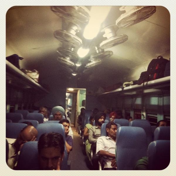 INDIA,, INDIA TRAINS, CHANDIGARH, AMRITSAR