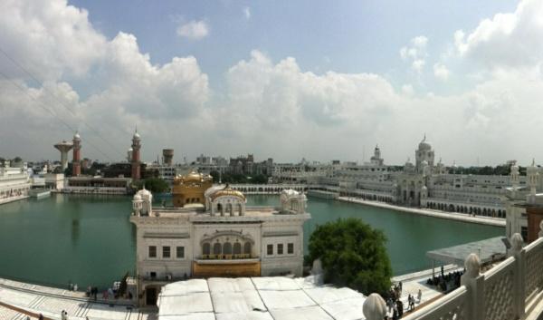 Golden Temple, Amritsar, sikh religion, sikh temple, india