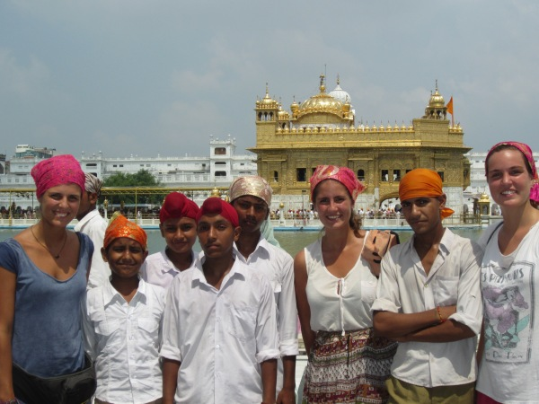 golden temple, sikh temple, sikh religion, india, amritsar, northern india, pakistan boarder