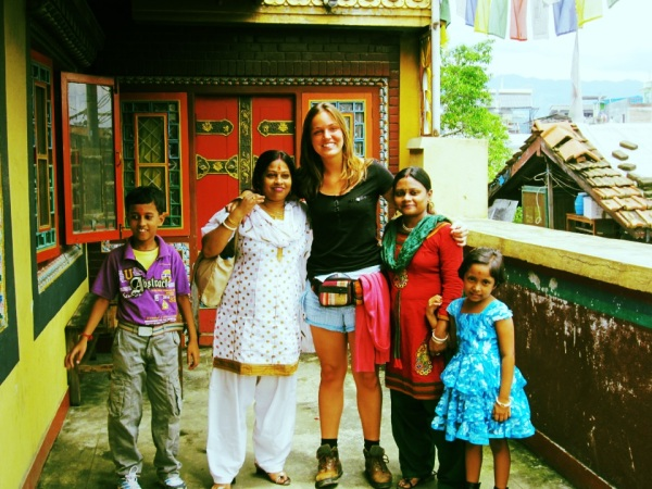 indian family, nepal, india, indian people, tourists in india, asia