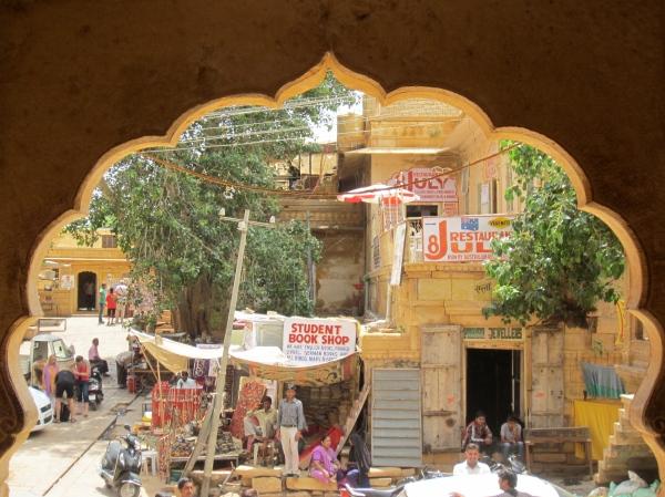 jaisalmer, golden city, rajasthan, india, backpacking, north of india