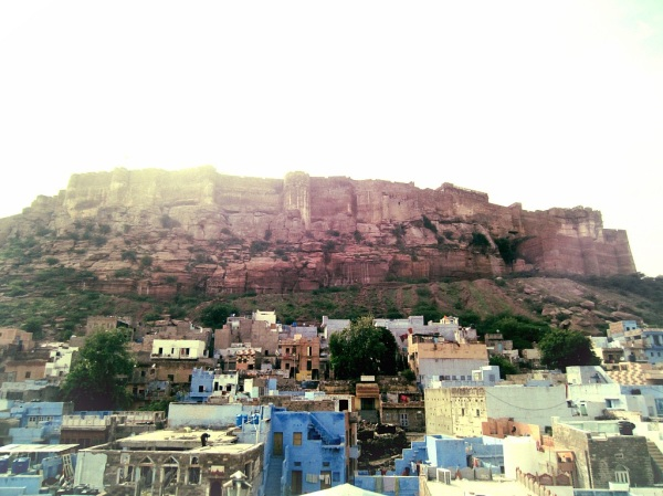 Jodhpur, rajasthan, india, northern india, blue city
