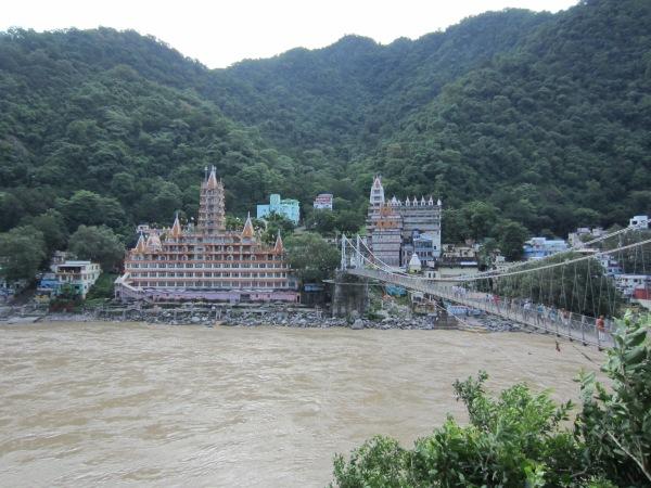 rishikesh, ganga river, holy river, india, northern india, world capital of yoga