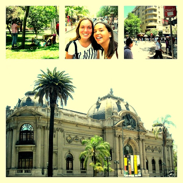 santiago, chile, capital of chile, south america, the world in a backpack, travel blog,