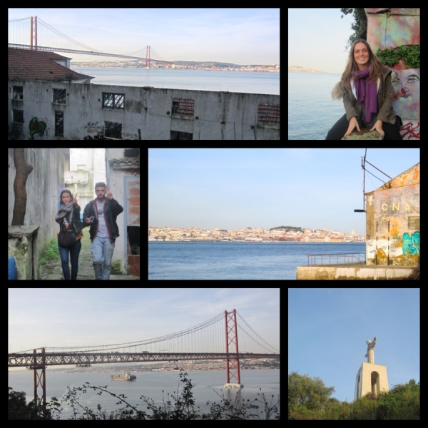 lisbon ruins, abandoned buildings in lisbon, almada, lisbon walking tours, the world in a backpack