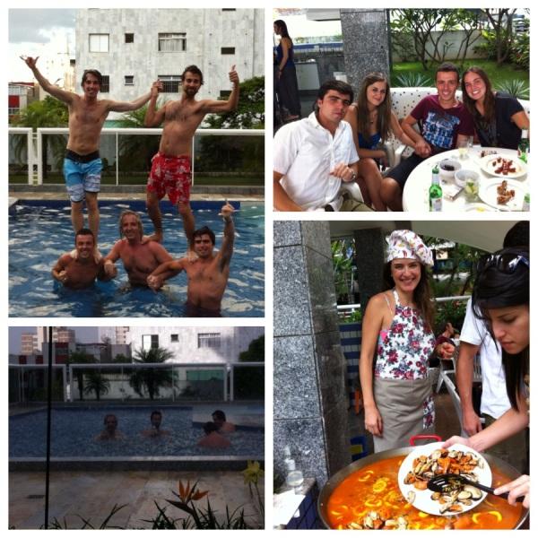 bbq, brazilian barbecue, swiming pool, belo horizonte, things to do in belo horizonte, minas gerais