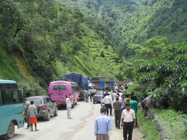 experiencing local buses in nepal, local bus ride, nepali dangerous roads , biggest road accidents, bus accidents