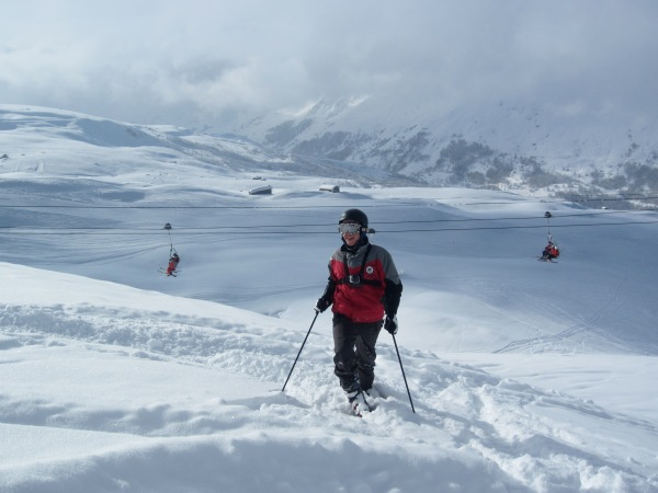 ski, france, french alps, meribel, les 3 vallees,