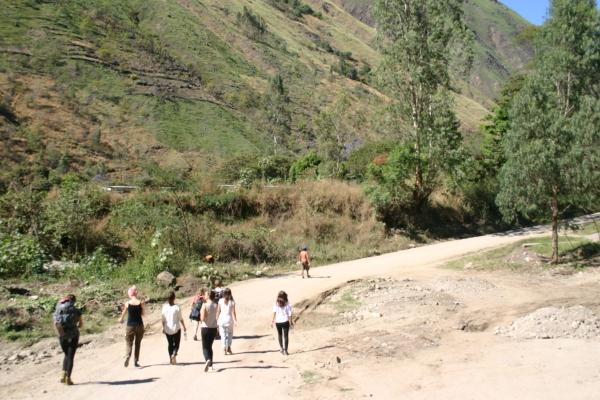 peru, machu picchu, hiking