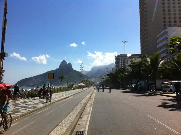 Rio de Janeiro, ipanema, leblon, beaches in rio, brazil, easter weekend, the world in a backpack, travelling in brazil, places to visit