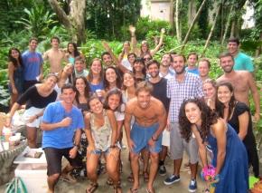 picnic, parque lage, rio de janeiro, things about rio, brazil, brasil, brazilian culture