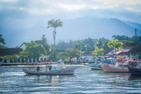 paraty boat trip, trindade, brazil, cool places to go in brazil, alternatives to rio de janeiro