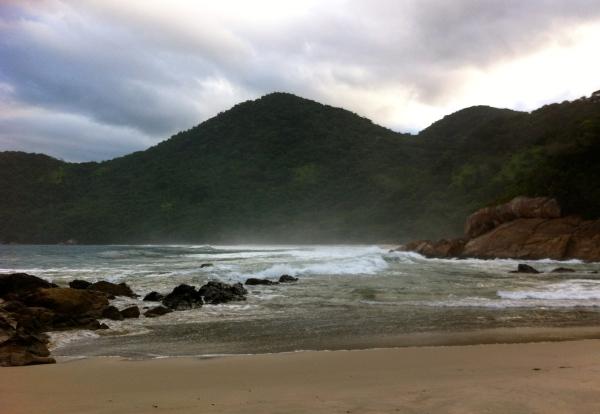 Caixa d'aço Beach, paraty, trindade, beaches around paraty, alternatives to rio de janeiro, brasil
