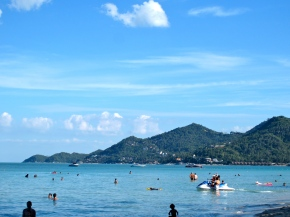 koh samui, thailand, southeast coast, islands in thailand, cool places to visit, best destinations, party island