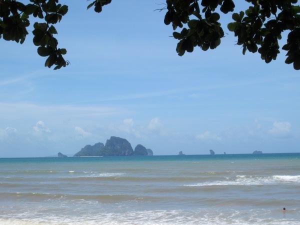 thailand, southwest coast, beaches in south thailand, krabi