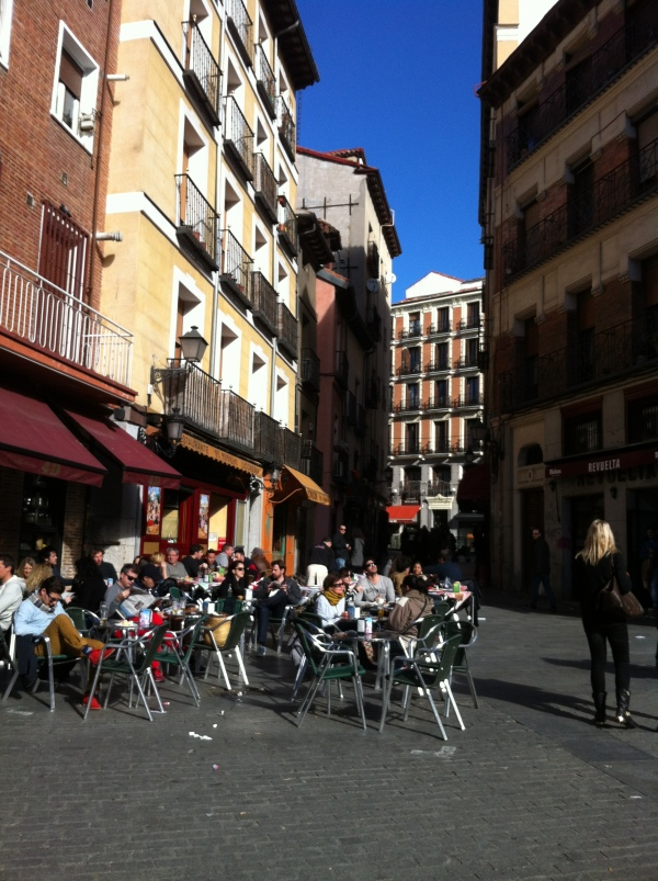 la latina, madrid, cool places to visit, neighboorhoods in madrid, spain, european cities, world on a backpack