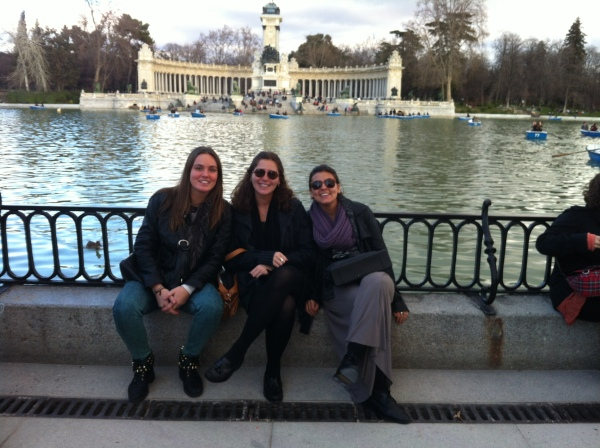 parc del retiro, madrid, cool places to visit, holidys, backpacking in europe