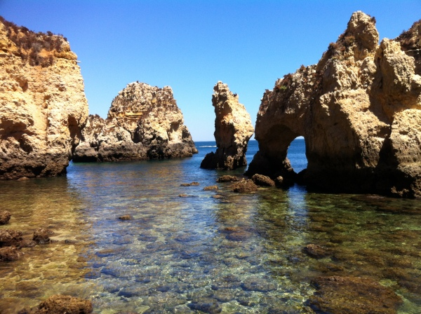 ponta da piedade, swimming in the atlantic ocean, atlantic water, algarve, south of portugal, best beaches in europe, where to go for the summer, best holiday destination, portuguese hidden places, best spots for vacation, ponta da piedade, best view in lagos, famous portuguese cliffs
