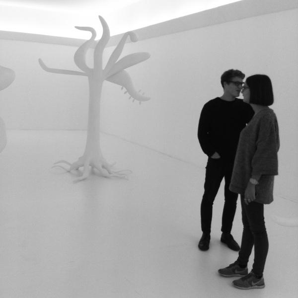 Berdaguer an Péjus, inside exhibition, palais de tokyo, art in paris, best exhibitions in paris, good french museums, artistic, sculptures