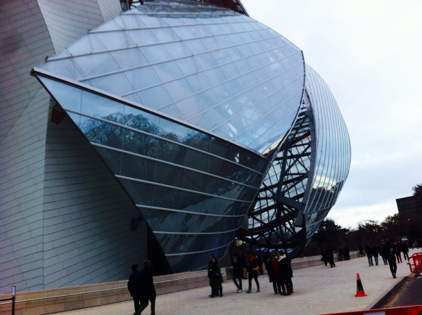 louis vuitton foundation, frank gehry recent projects, paris, things to do in paris, art centres in paris, best french museums, cultural activities