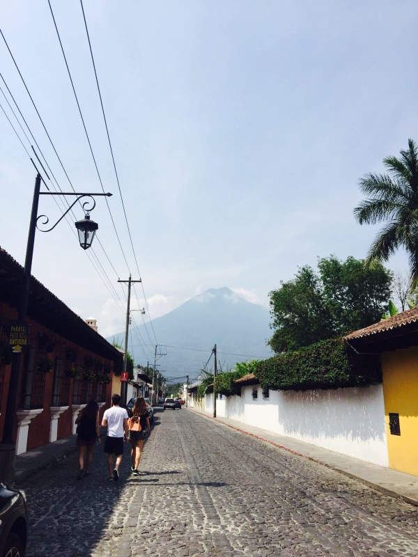 antigua, guatemala, mayan people,  arts and crafts, central america, volcano agua